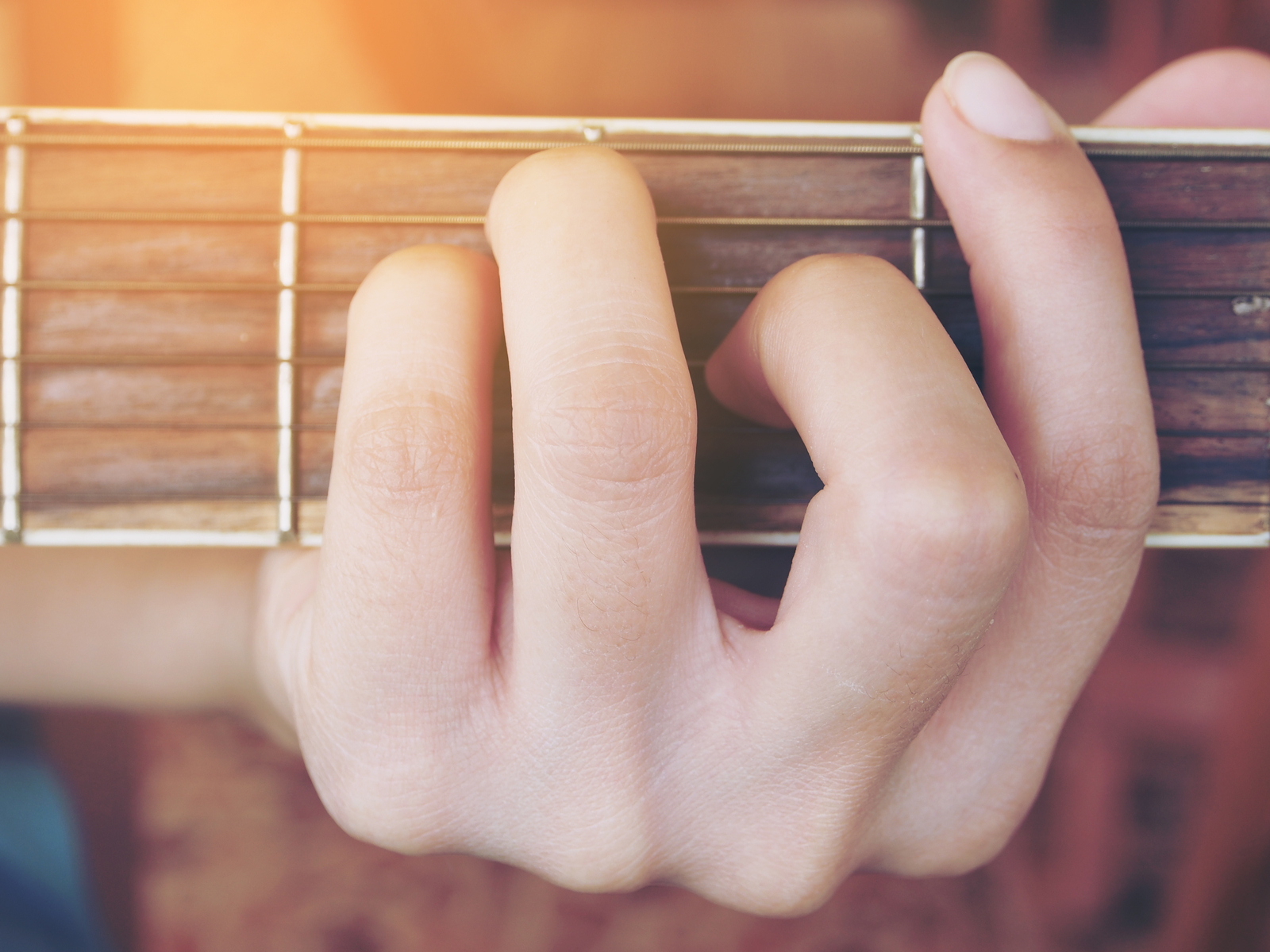 Basic Guitar Chords | Mastering The X Most Important Guitar Chords For Beginners