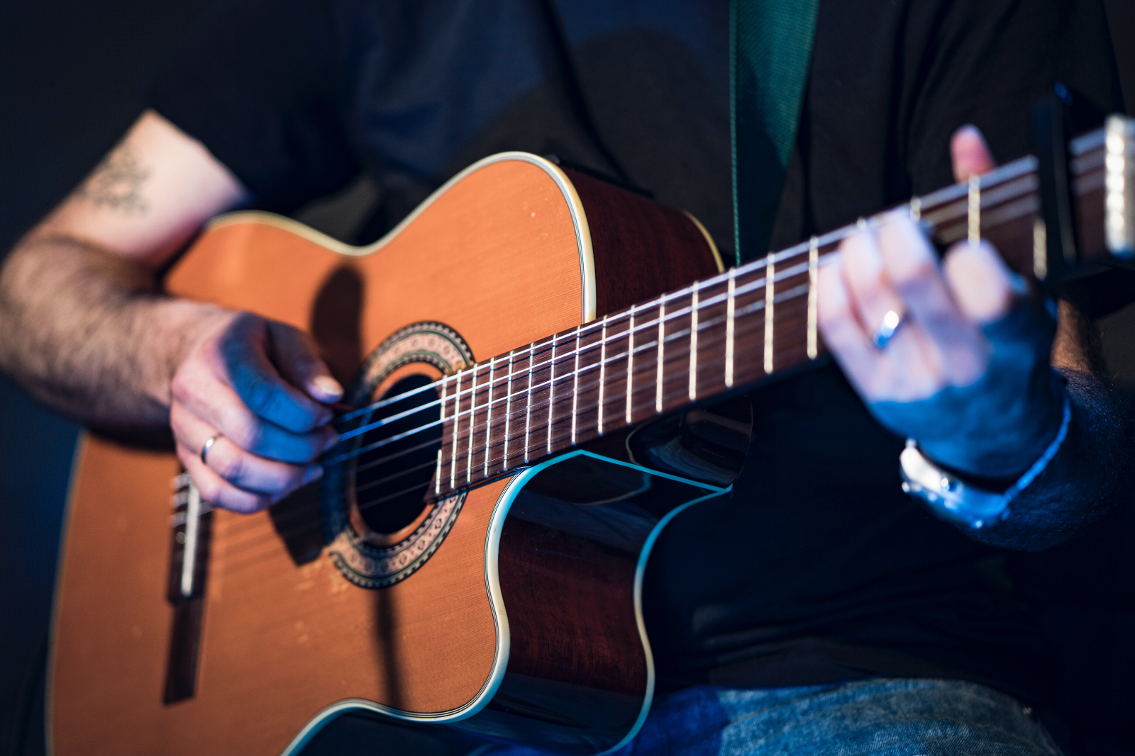 Guitar | The Best Way To Learn Guitar On Your Own (6 Easy Tips)