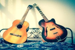 Acoustic and Electric Guitar | 5 Differences in Learning to Play Electric Guitar Vs Acoustic