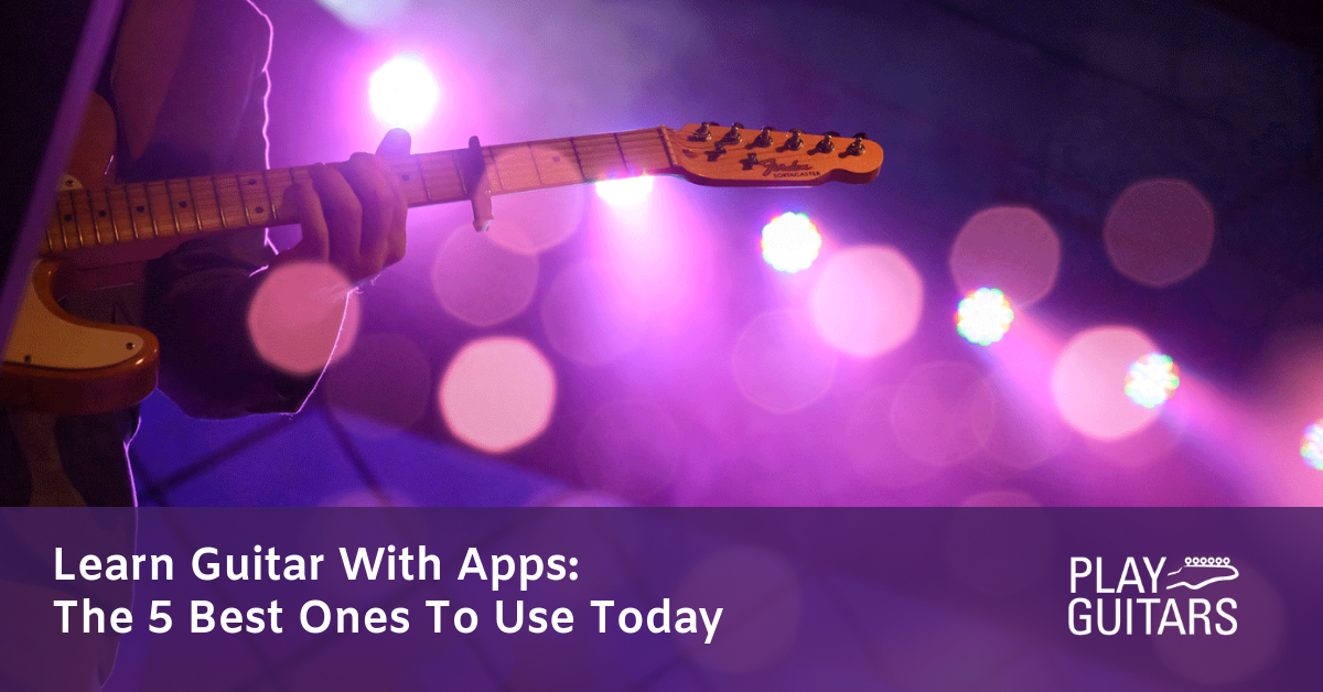 learn guitar with apps the 5 best ones to use today. Black Bedroom Furniture Sets. Home Design Ideas