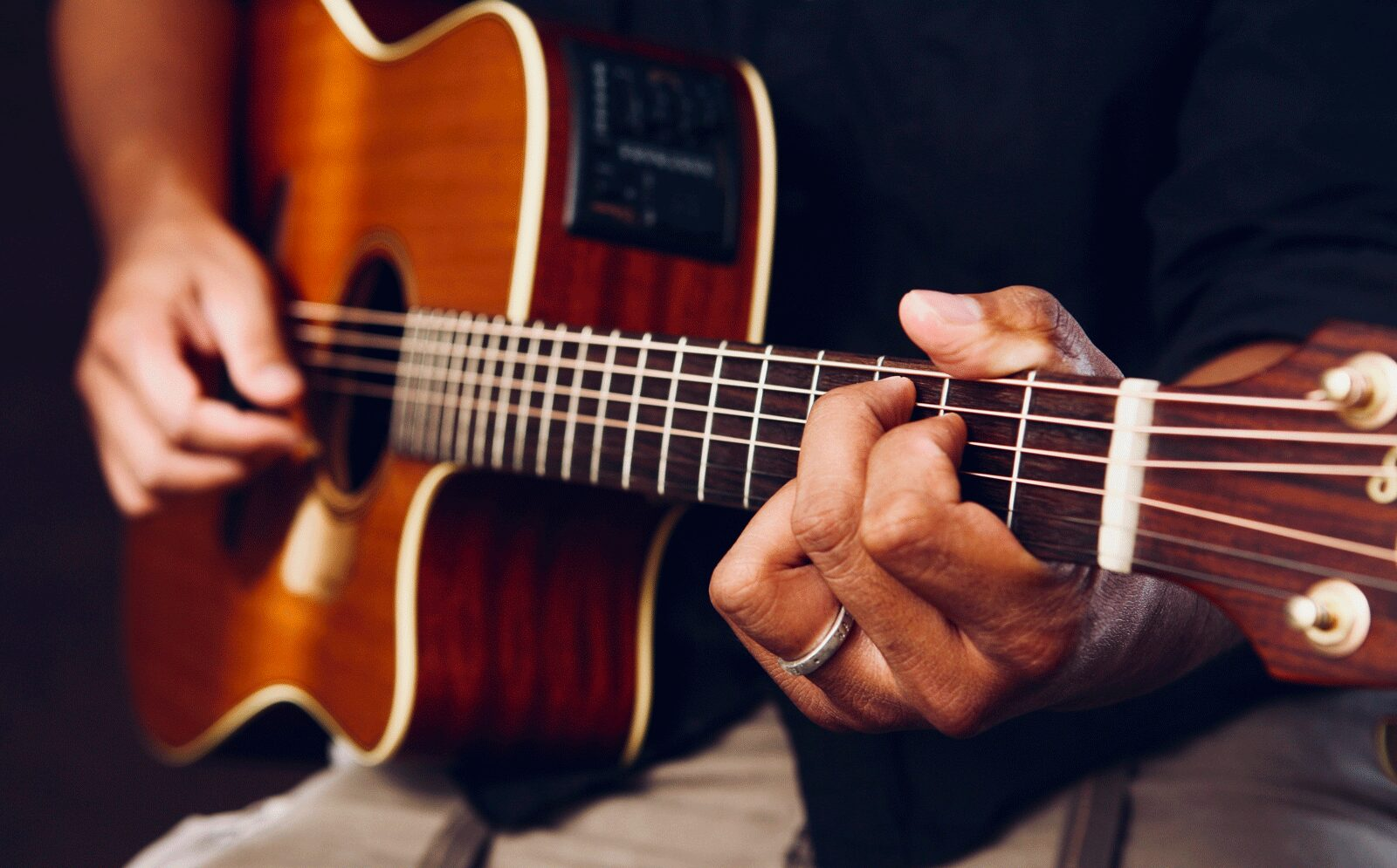 Playing Guitar   Which Is The Easiest Guitar To Learn For Beginners?