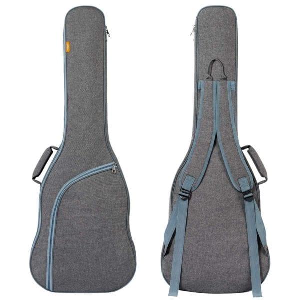 Cahaya Padded Electric Guitar Gig Bag Case