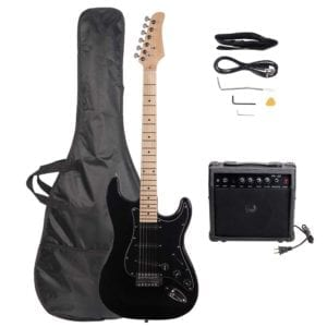 ISIN Full Size Electric Guitar for Beginner