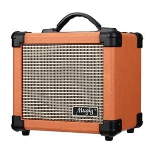 Mugig Guitar Amplifier 10W with Two Adjustable Channels and Dist Effects