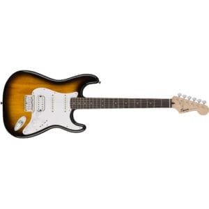 Squier by Fender Bullet Stratocaster Beginner Hard Tail Electric Guitar