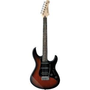 Yamaha Pacifica Series PAC012DLX Electric Guitar (Old Violin Sunburst)