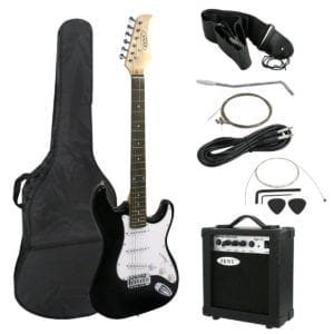 """ZENY 39"""" Full Size Electric Guitar Starter Package"""