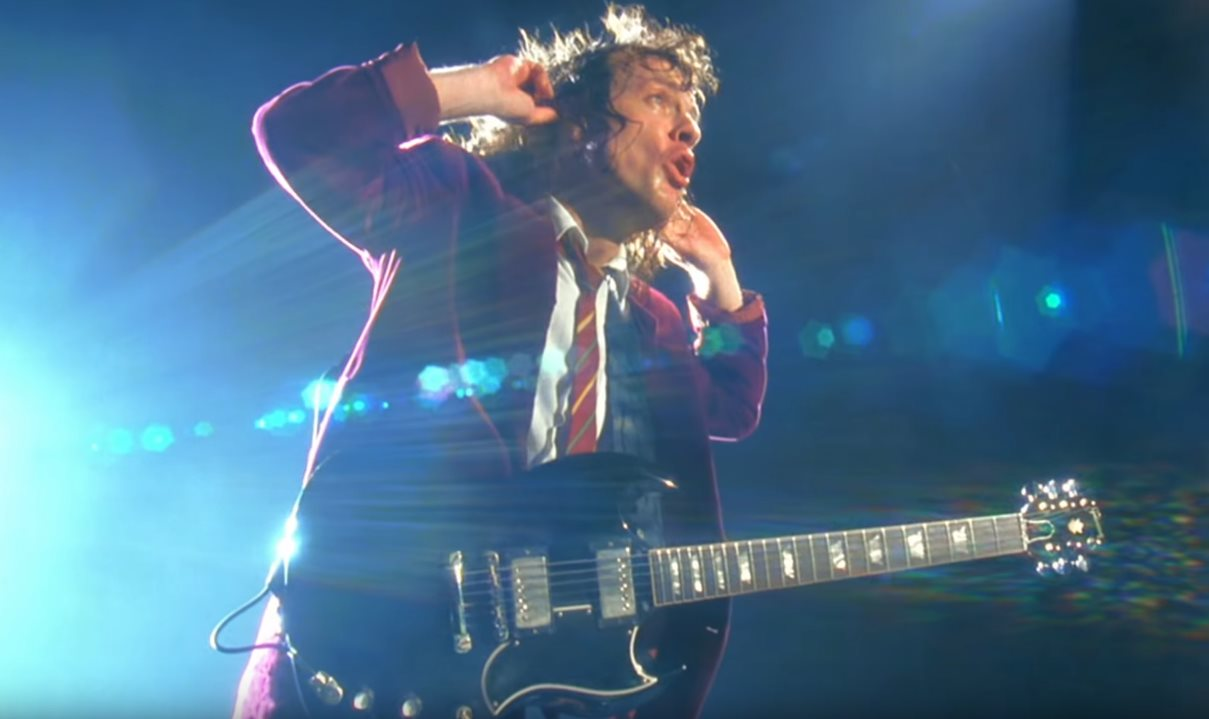 Angus Young | 21 Of The Most Badass, Best Guitar Players Throughout History