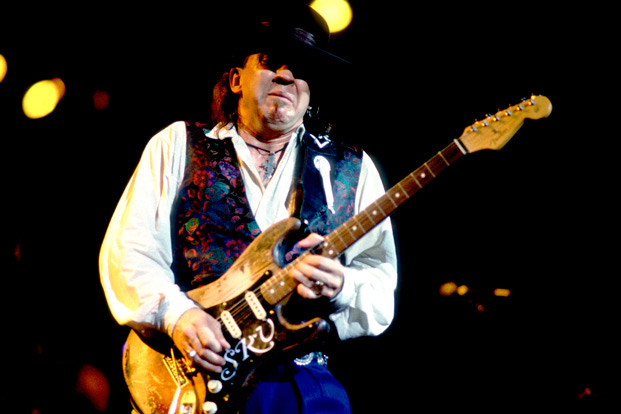 Stevie Ray Vaughn | The 10 Most Badass, Best Guitar Players Throughout History