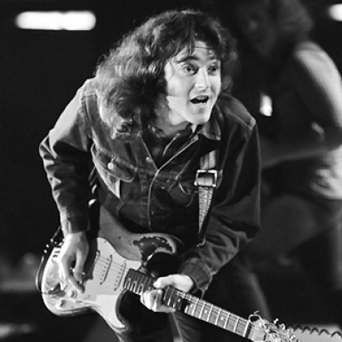Rory Gallagher | 21 Of The Most Badass, Best Guitar Players Throughout History