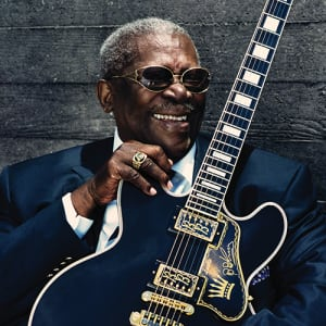BB King | The 10 Most Badass, Best Guitar Players Throughout History