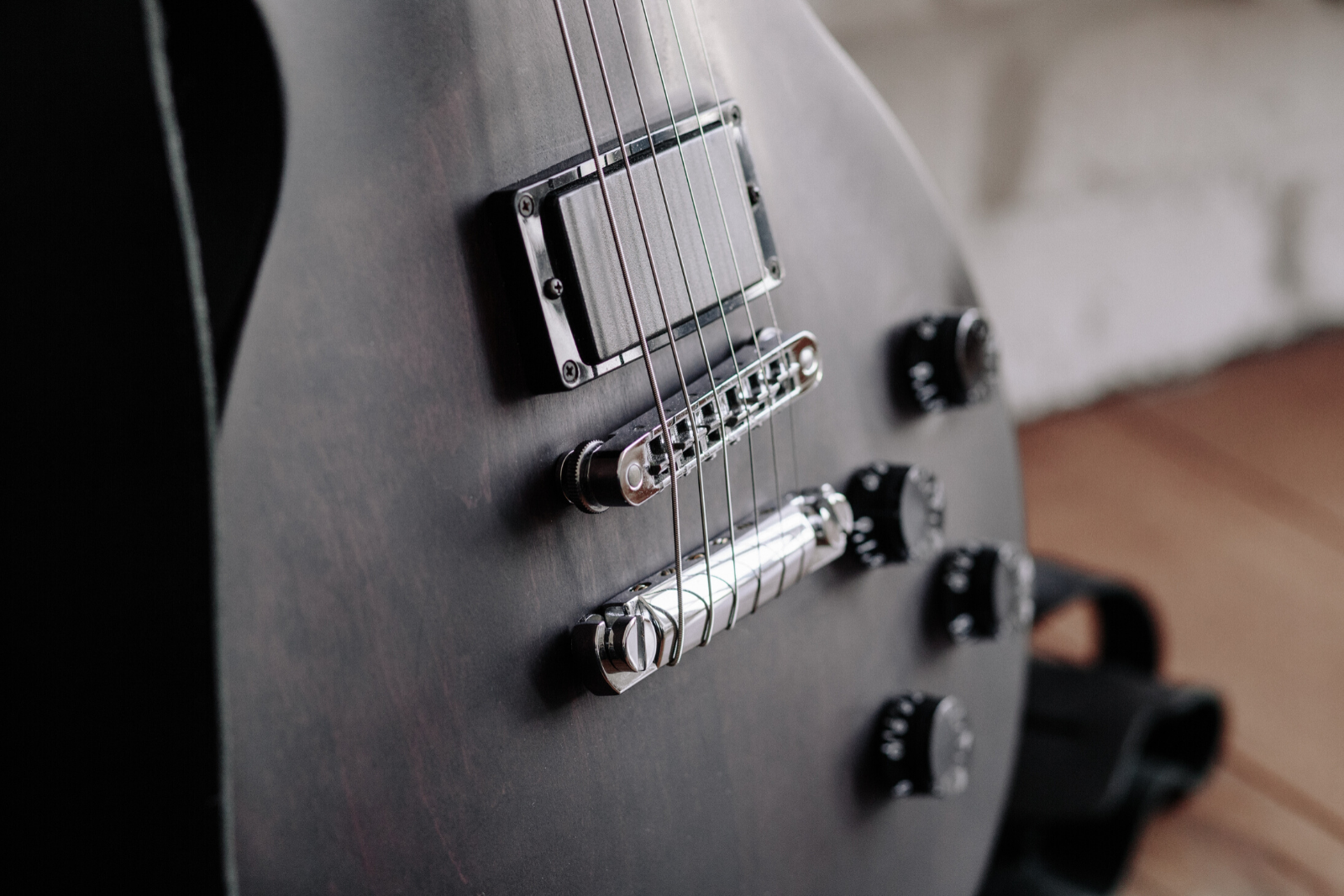Black Guitar | How To Properly Take Care Of A Guitar