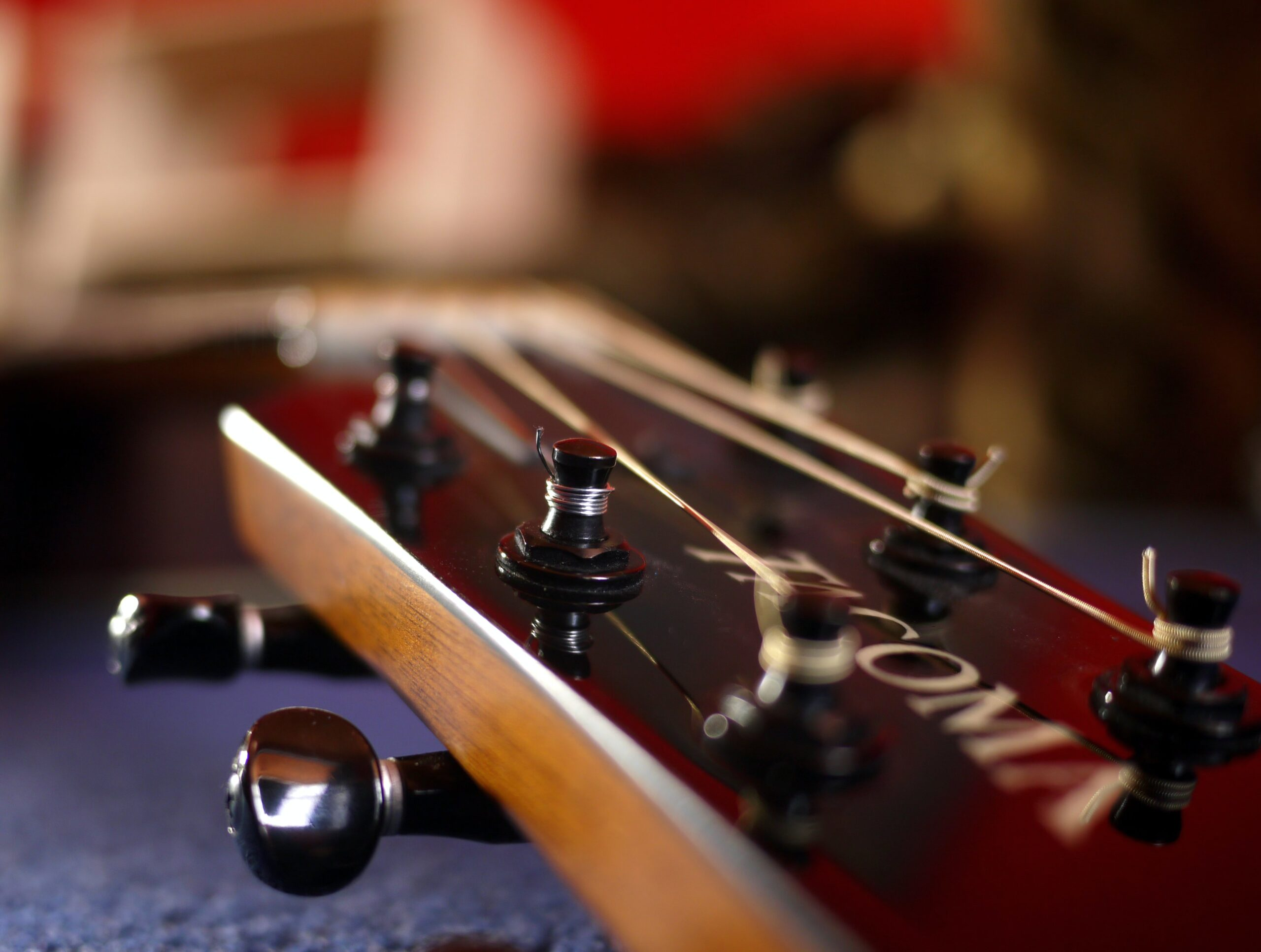 Brown Guitar | 9 Proven Guitar Maintenance Tips You Can Easily Do Now