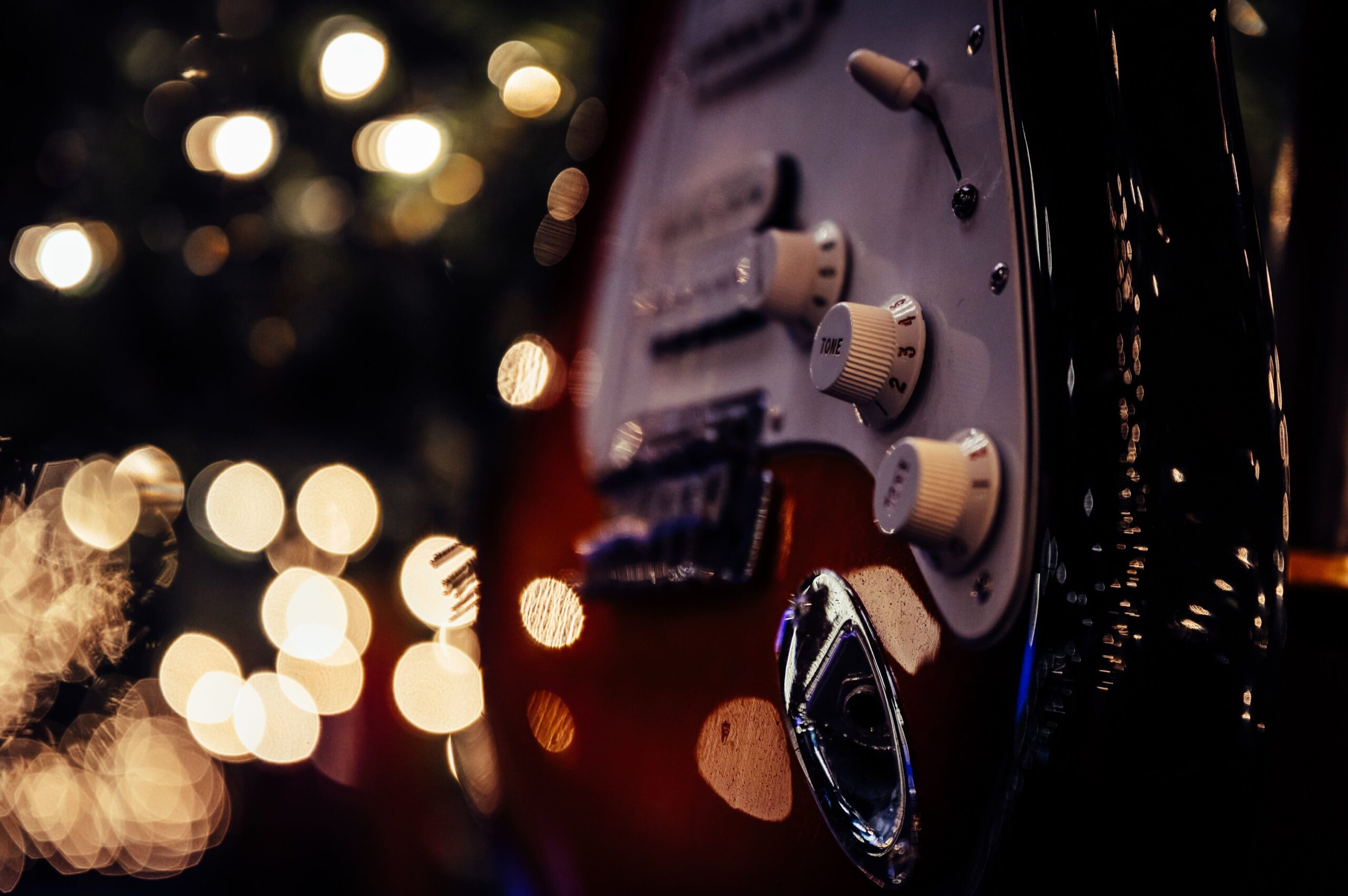 Close-up Photo of Electric Guitar | 9 Proven Guitar Maintenance Tips You Can Easily Do Now