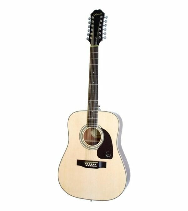 Epiphone DR-212 12-String Acoustic Guitar, Dreadnought
