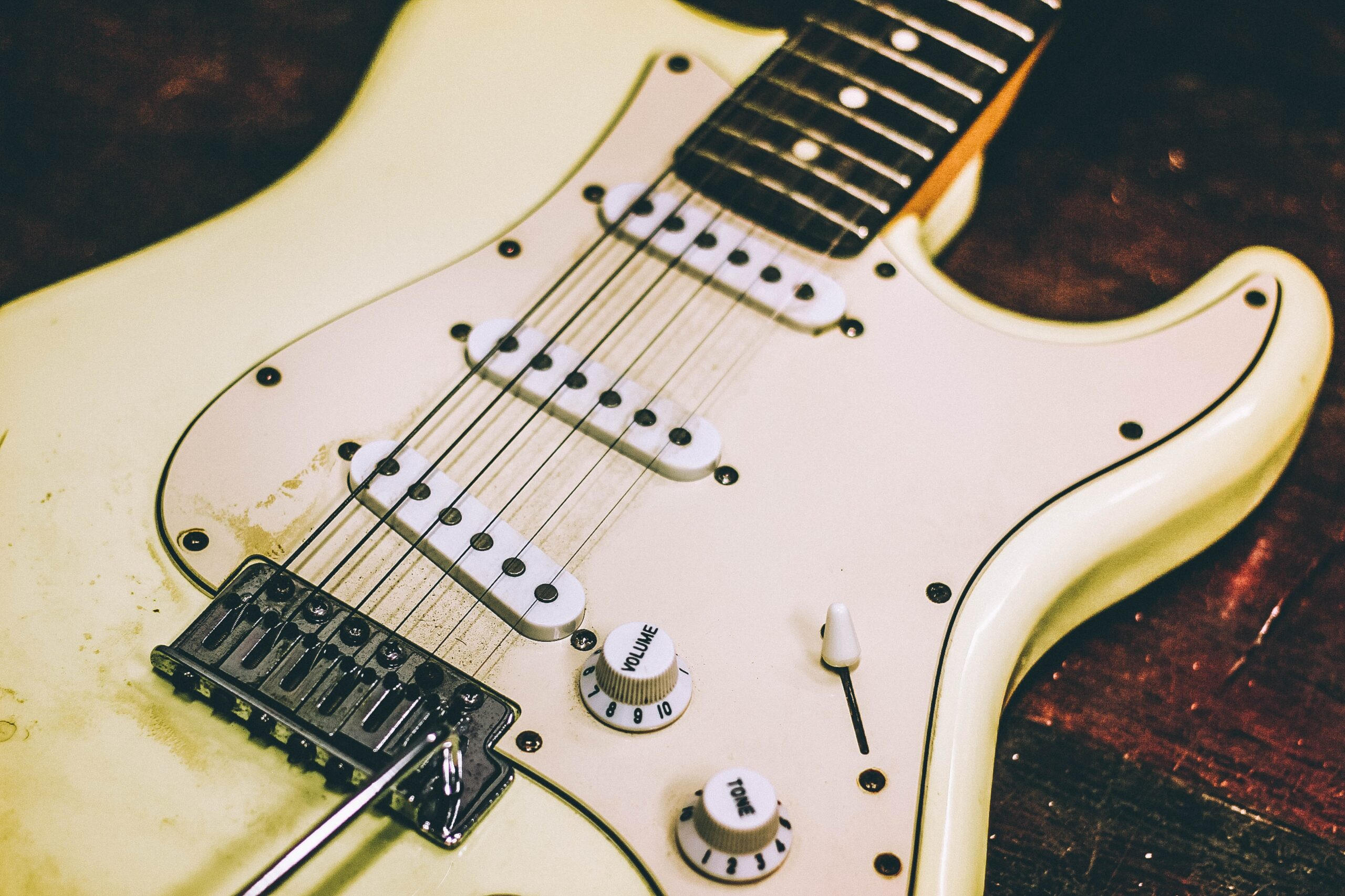 Yellow Electric Guitar   10 Proven Guitar Maintenance Tips You Can Easily Do Now
