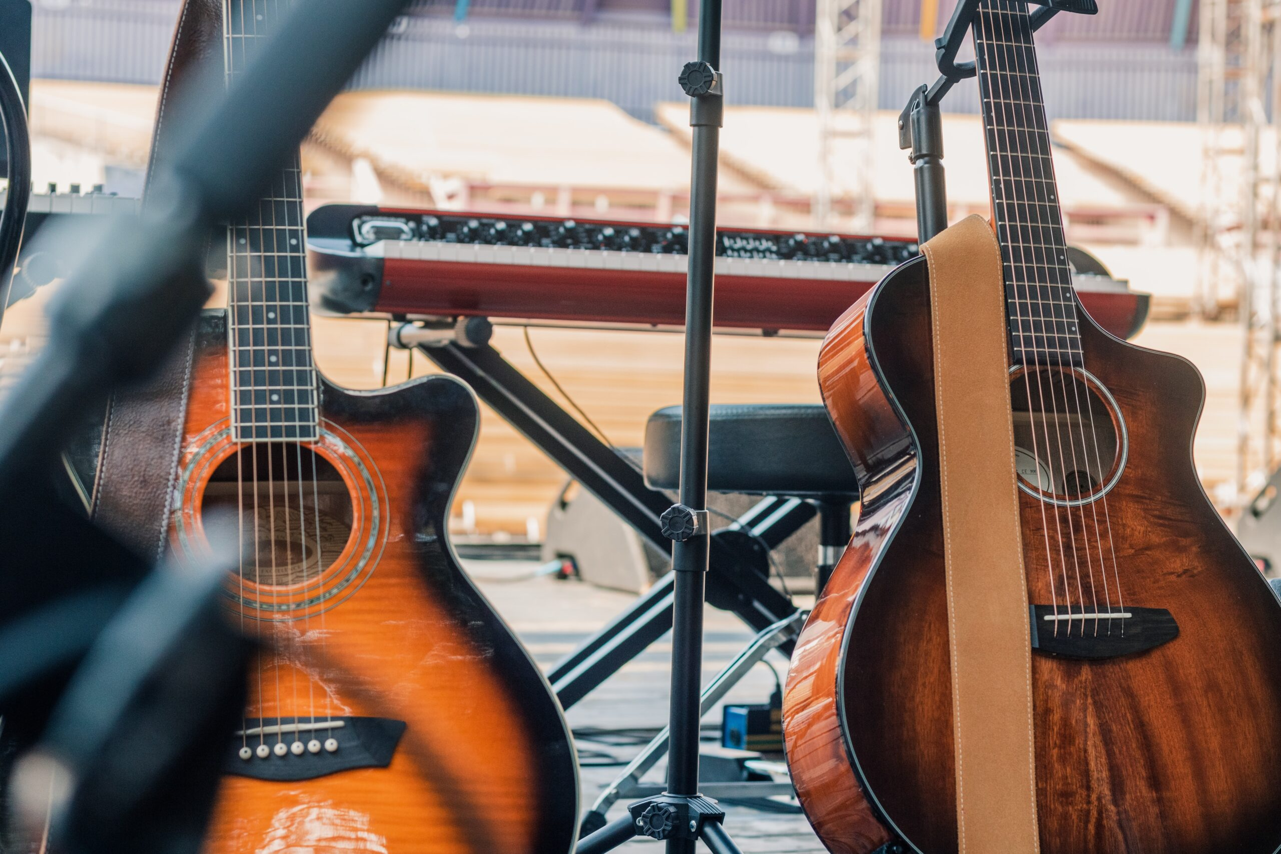 Two Brown Guitars | The Top 10 Ways To Practice Acoustic Guitar Techniques