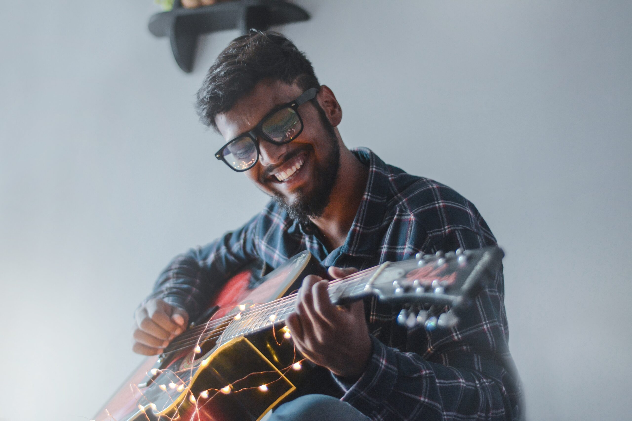 Man Playing Guitar | Book A Lesson